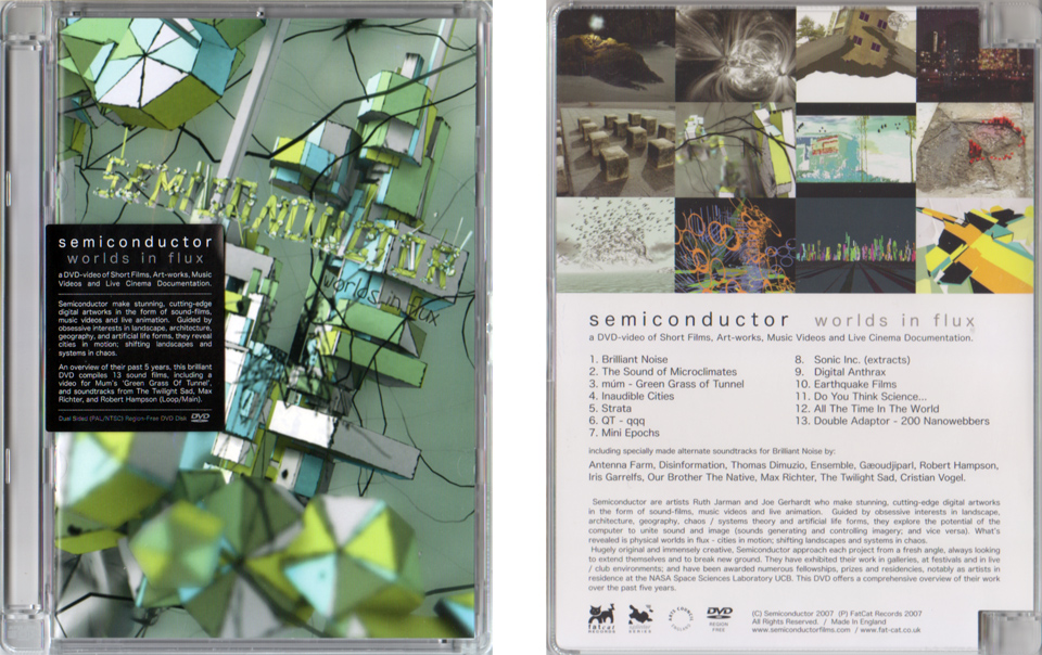 Semiconductor Worlds-In-Flux-DVD small